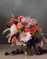 Pretty in Pink Wedding Bouquet Ideas