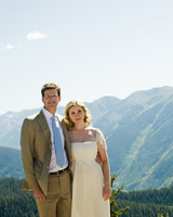 A Romantic Rocky Mountain Destination Wedding