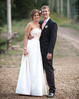 An Outdoor Rustic Wedding in Utah