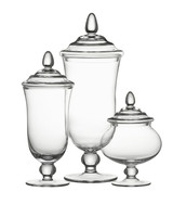 Crystal and Glass Giftware for Bridal Registries