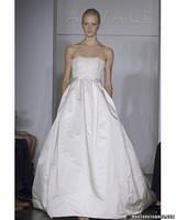 Amsale Spring Bridal Collection Martha Stewart Weddings