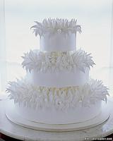 Meringue Wedding Cakes