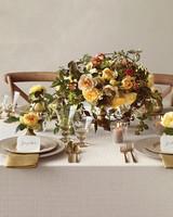 Earthy Wedding Flower Ideas