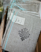 Hand-Stitched Wedding Programs