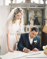The Ultimate Wedding Ceremony Checklist