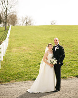 Real Wedding: Lydia and Ben, Harrodsburg, Kentucky