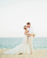 An Oceanfront Destination Wedding in Cabo San Lucas, Mexico