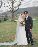 An Intimate, Romantic Wedding in North Carolina