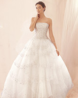 12 Beautiful Wedding Dresses from Fall 2012 Bridal Fashion Week