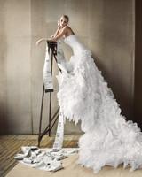 Find Your Wedding Dress Length