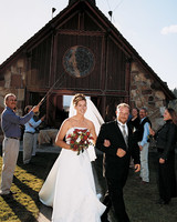 A Rustic Formal Wedding in Montana