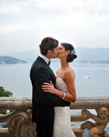 A Traditional Outdoor Destination Wedding in Lake Como, Italy