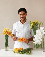 Exotic Wedding Flower Ideas