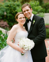 A Formal Ballroom Wedding in a Historic Mansion in San Francisco, California