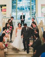A Modern, Romantic Pink-and-Gray Destination Wedding in San Diego, California