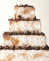 New Takes On Traditional Wedding Cake Flavors Martha Stewart