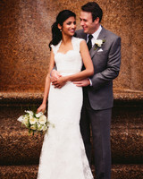 A Traditional Gray Wedding in Washington, D.C.