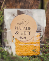 S'mores Ingredient Favors