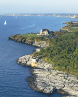 Marry Like American Royalty at Newport's Castle Hill Inn