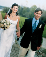An Ivory-Colored Outdoor Wedding in Charleston, South Carolina