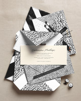 Wedding Invitations Inspired by Our Favorite Fashion Trends