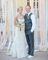 A Whimsical Yellow Wedding in California
