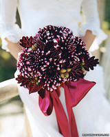 Fall and Winter Wedding Bouquets