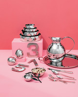 11 Stainless-Steel Bridal Registry Finds