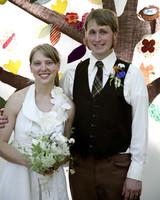 A Casual Outdoor DIY Wedding in Georgia