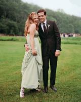 An Intimate Rustic Wedding in New York