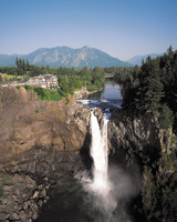 Plan Your Big Day at Salish Lodge & Spa in Washington's Snoqualmie Valley