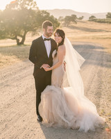 A Rustic Destination Wedding in California