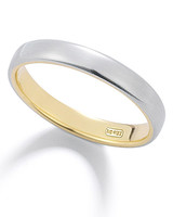Choose Your Wedding Band Width