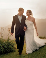 A White Casual Destination Wedding in Jamaica