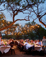 overhead outdoor lights