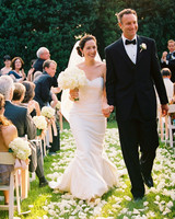 A Formal Tent Wedding in Virginia
