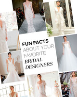 Everything You Need to Know About Your Favorite Wedding Dress Designers' New Collections