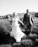 A Traditional Outdoor Wedding at a Vineyard in California
