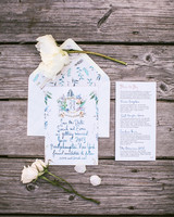 Stationery with Custom Sailboat Crest