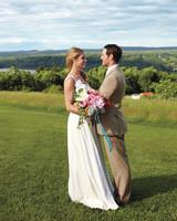 Leanna and Matt's Hudson Valley Vineyard Wedding