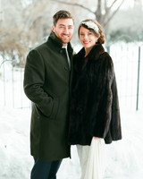 A Playful and Elegant Winter Wedding in Minneapolis