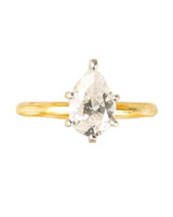 Bill Selig Jewelers Pear Engagement Ring