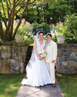 A Formal White Wedding in New York