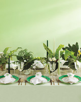 Green Wedding Ideas for Shades From Emerald to Jade