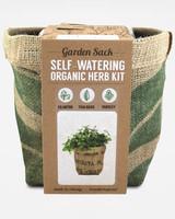 garden sack self watering herb kit