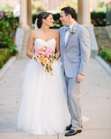 A Whimsical Art Museum Wedding in San Diego, California