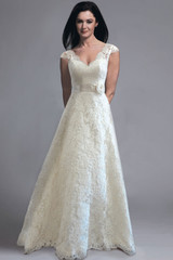A-Line Wedding Dresses from Spring 2013 Bridal Fashion Week