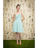Ivy & Aster, Fall 2011 Bridesmaid Collection