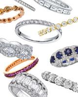 65 Unique Diamond Eternity Bands
