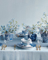 14 Blue Color Palette Ideas for Your Big Day